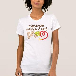 Cardigan Welsh Corgi Dog Breed Mom Gift T-Shirt