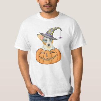 Cardigan Welsh Corgi Halloween T-Shirt
