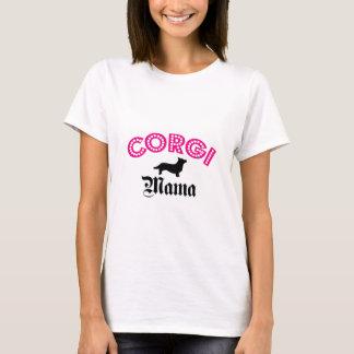 Cardigan Welsh Corgi Mama T-Shirt