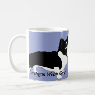Cardigan Welsh Corgi Coffee Mugs
