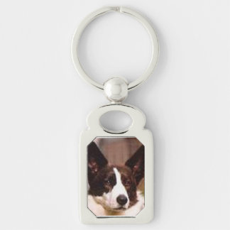 Cardigan_Welsh_Corgi.png Key Ring