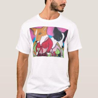 Cardigans Wearing Cardigans T-Shirt