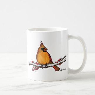 CARDINAL #2 COFFEE MUG