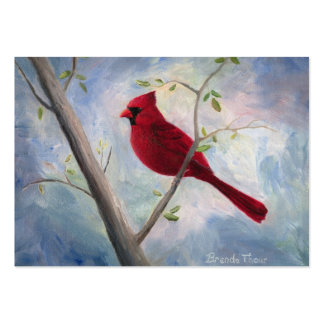 Cardinal ArtCard Pack Of Chubby Business Cards