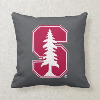 "Cardinal Block ""S"" with Tree Cushion"