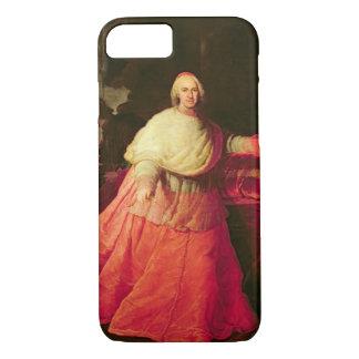 Cardinal Carlos de Borja, c.1721 (oil on canvas) iPhone 7 Case