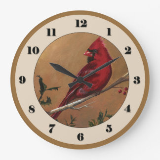 Cardinal Clock, Ohio State Bird Clock
