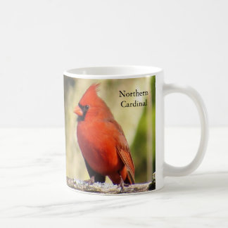 Cardinal Coffee Mug by BirdingCollectibles