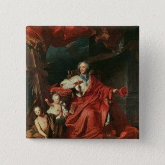 Cardinal de Bouillon  Opening 15 Cm Square Badge
