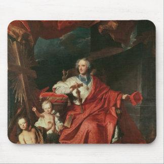 Cardinal de Bouillon  Opening Mouse Mat
