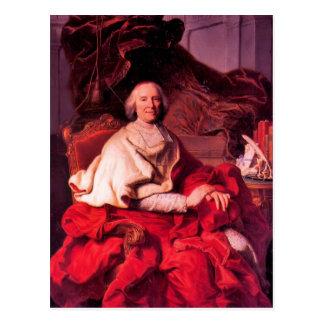 Cardinal de Fleury Postcard