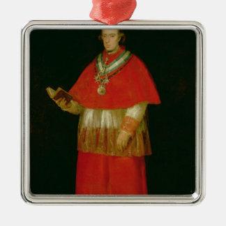 Cardinal Don Luis de Bourbon  c.1800 Christmas Ornament