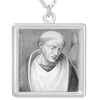 Cardinal Henry Beaufort, Bishop of Winchester Silver Plated Necklace