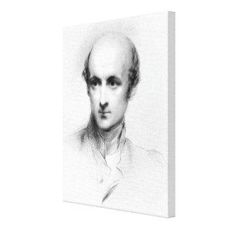 Cardinal Henry Edward Manning Canvas Print
