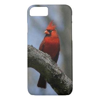 Cardinal, iPhone 7 Case, Slim. iPhone 7 Case