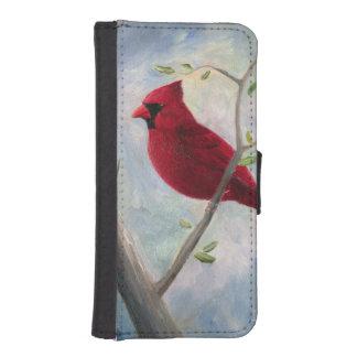 Cardinal iPhone SE/5/5s Wallet Case