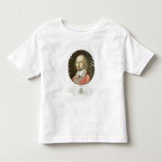 Cardinal Jules Mazarin (1602-61) from 'Portraits d Toddler T-Shirt