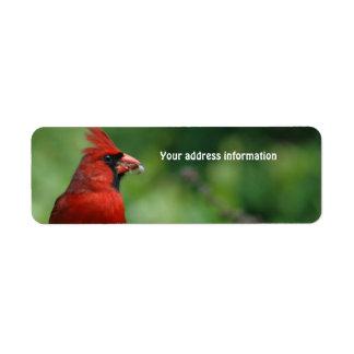 Cardinal label