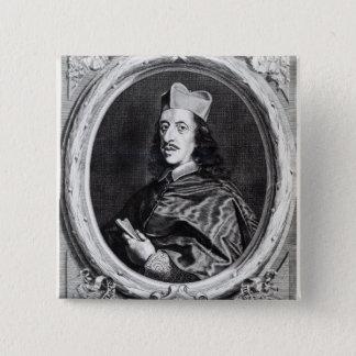 Cardinal Leopoldo de' Medici 15 Cm Square Badge