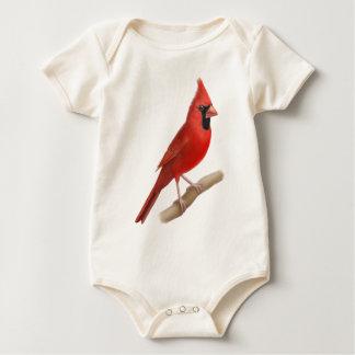 Cardinal Male Infant Creeper
