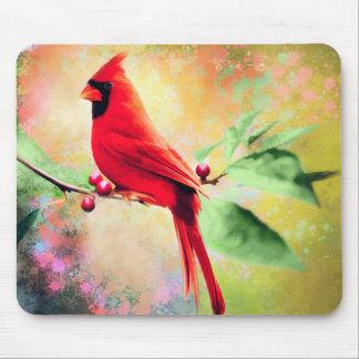 Cardinal Mouse Mat