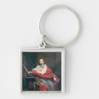 Cardinal Pierre de Berulle Key Ring