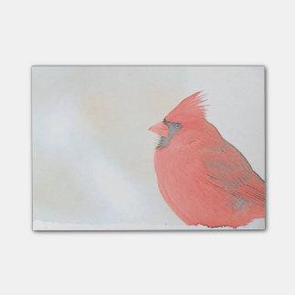 Cardinal Post-it Notes