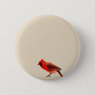 Cardinal(s) 6 Cm Round Badge