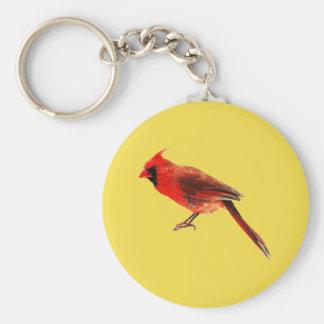 Cardinal(s) Key Ring