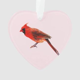 Cardinal(s) Ornament