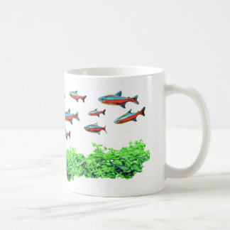 Cardinal Tetra School Coffee Mug