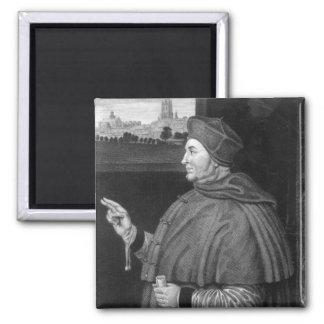 Cardinal Thomas Wolsey Magnet