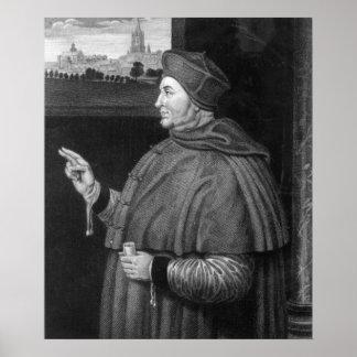 Cardinal Thomas Wolsey Poster