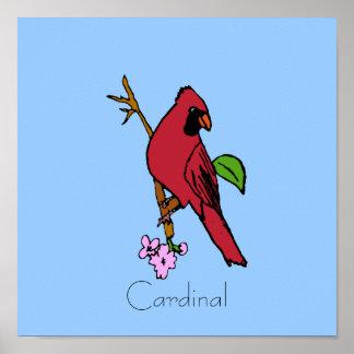 CardinalbyJennieK, Cardinal Posters