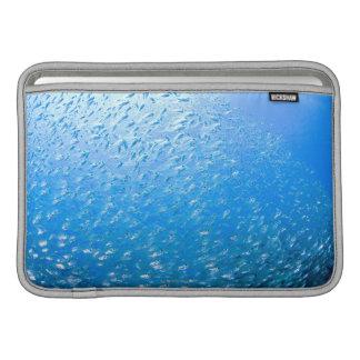 Cardinalfishes swimming underwater sleeve for MacBook air