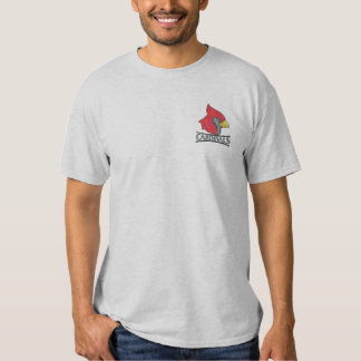 Cardinals Embroidered T-Shirt