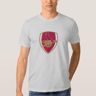 Cardinals & Gunners shirt