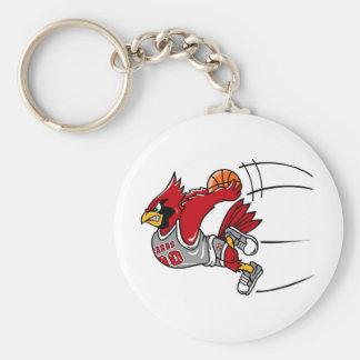 Cardinals keychain