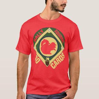 Cardinals Rally Squirrel T-Shirt