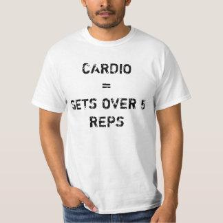 Cardio Reps Shirts