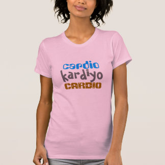 cardio tshirt