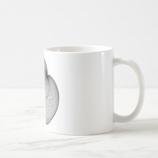 cardioide coffee mugs
