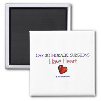 Cardiothoracic Surgeons Have Heart Square Magnet