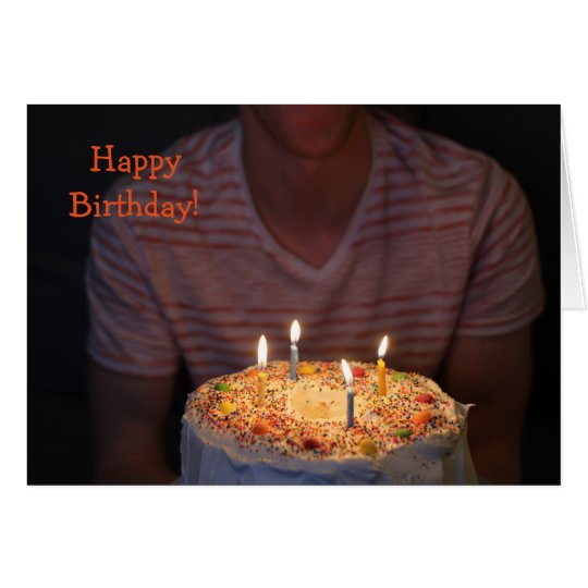 Card'nCake: Happy Birthday! Card