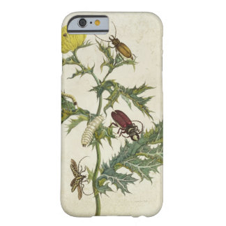 Cardos Spinosus: Beetles and Caterpillars, plate 6 Barely There iPhone 6 Case