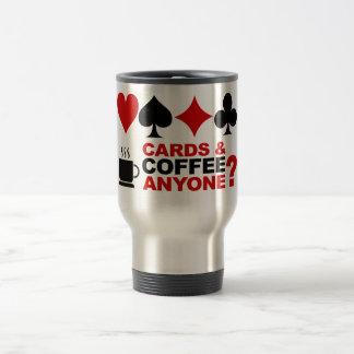 Cards & Coffee mug
