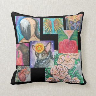 Cards Collection Cushion