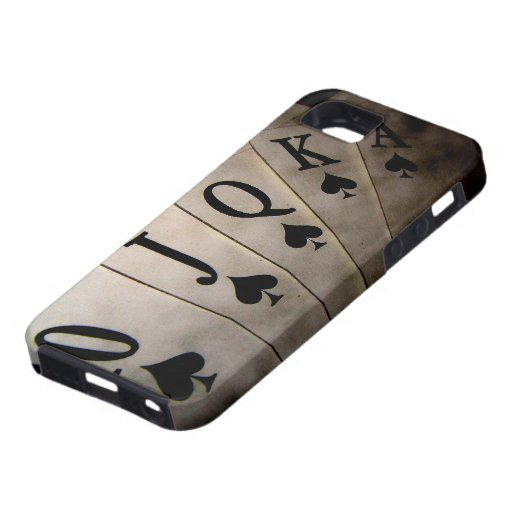 Cards poker iPhone 5 case