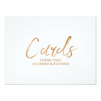 """""""Cards"""" Sign 