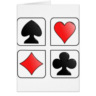 Cards Suits, Diamonds, Spades, Hearts, Clubs